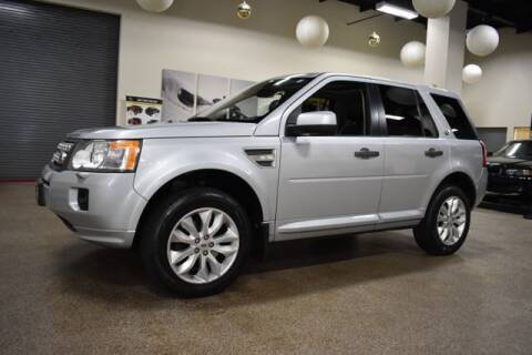 2011 Land Rover LR2 for sale at DONE DEAL MOTORS in Canton MA