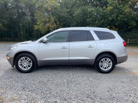 2012 Buick Enclave for sale at Mater's Motors in Stanley NC