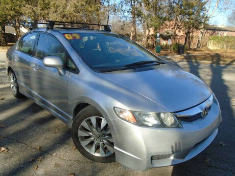 2009 Honda Civic for sale at Sunshine Auto Sales in Kansas City MO