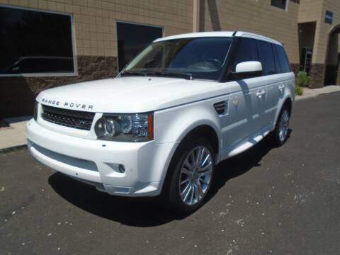 2011 Land Rover Range Rover Sport for sale at COPPER STATE MOTORSPORTS in Phoenix AZ