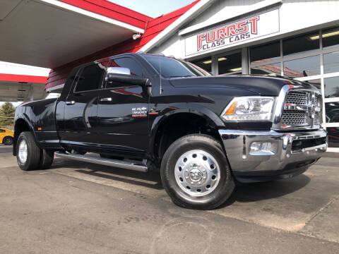 2018 RAM Ram Pickup 3500 for sale at Furrst Class Cars LLC  - Independence Blvd. in Charlotte NC