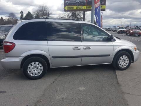 2006 Chrysler Town and Country for sale at Direct Auto Sales+ in Spokane Valley WA