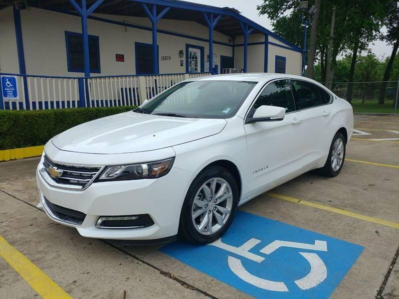 2018 Chevrolet Impala for sale at USA Car Sales in Houston TX