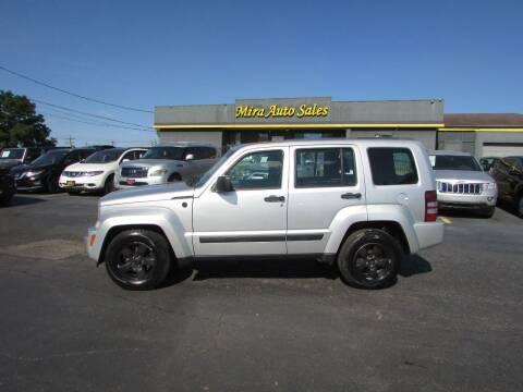 2012 Jeep Liberty for sale at MIRA AUTO SALES in Cincinnati OH