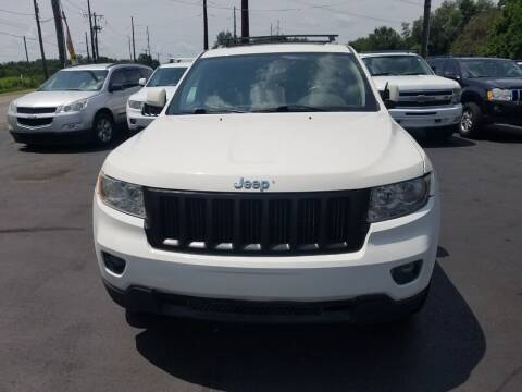 2011 Jeep Grand Cherokee for sale at Albi's Auto Service and Sales in Archbald PA