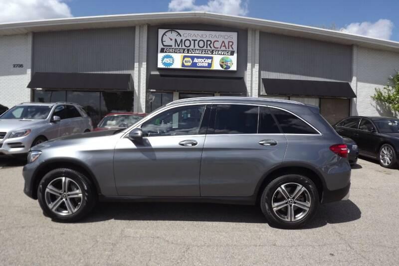 2018 Mercedes-Benz GLC for sale at Grand Rapids Motorcar in Grand Rapids MI