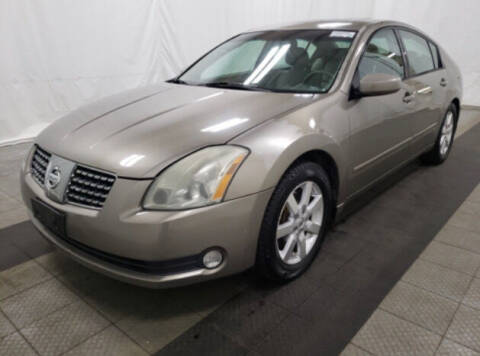 2005 Nissan Maxima for sale at HW Used Car Sales LTD in Chicago IL