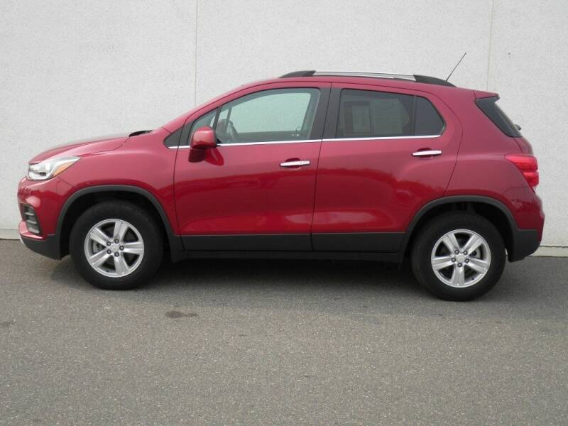 2020 Chevrolet Trax AWD LT 4dr Crossover - Aitkin MN