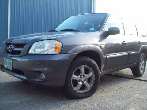 2005 Mazda Tribute for sale at Frank Coffey in Milford NH