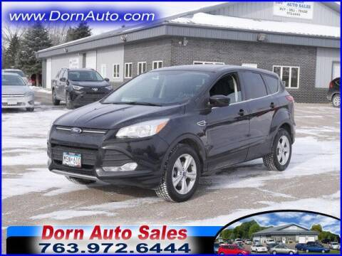 2013 Ford Escape for sale at Jim Dorn Auto Sales in Delano MN