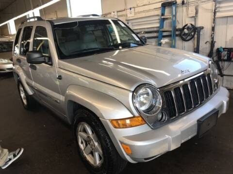 2006 Jeep Liberty for sale at Tates Creek Motors KY in Nicholasville KY