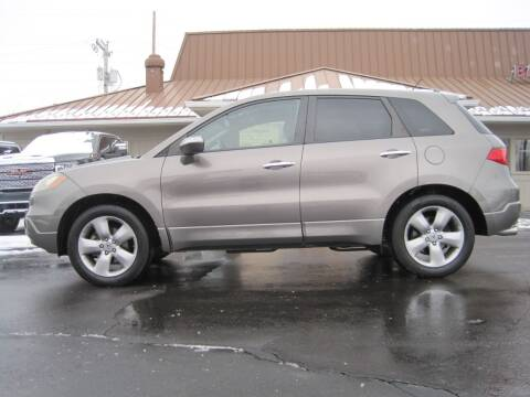 2008 Acura RDX for sale at Motors Inc in Mason MI