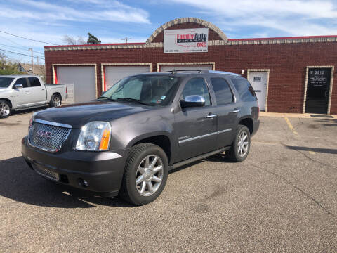 2010 GMC Yukon for sale at Family Auto Finance OKC LLC in Oklahoma City OK