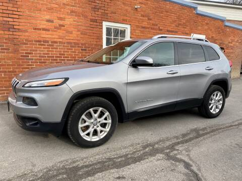 2014 Jeep Cherokee for sale at SETTLE'S CARS & TRUCKS in Flint Hill VA