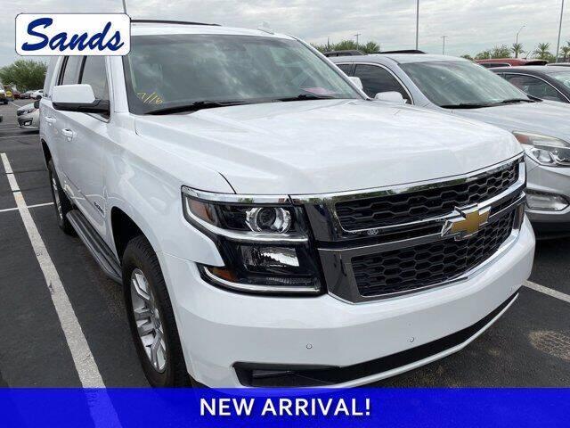 2018 Chevrolet Tahoe for sale at Sands Chevrolet in Surprise AZ