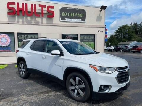 2019 Chevrolet Traverse for sale at Shults Resale Center Olean in Olean NY