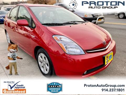 2009 Toyota Prius for sale at Proton Auto Group in Yonkers NY