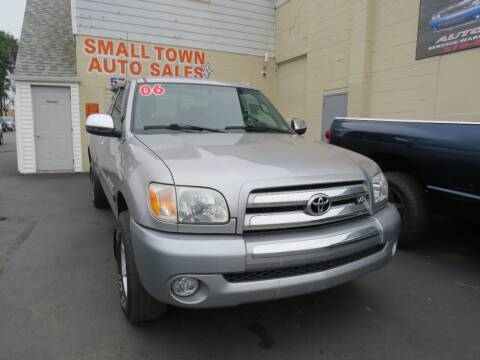 2006 Toyota Tundra for sale at Small Town Auto Sales in Hazleton PA