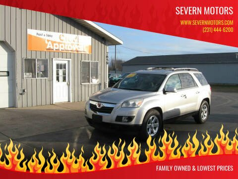 2007 Saturn Outlook for sale at Severn Motors in Cadillac MI