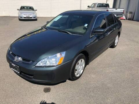 2005 Honda Accord for sale at TacomaAutoLoans.com in Tacoma WA