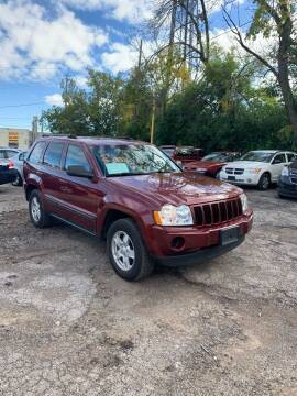 2007 Jeep Grand Cherokee for sale at Big Bills in Milwaukee WI