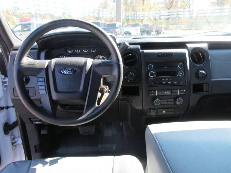 2014 Ford F-150 4x4 XL 4dr SuperCab Styleside 6.5 ft. SB - Tyler TX