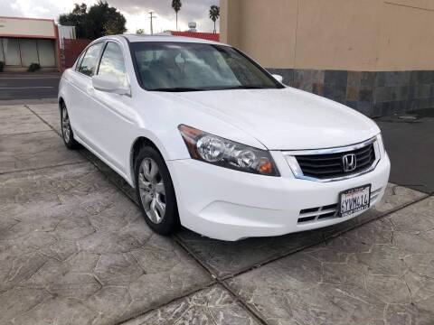 2008 Honda Accord for sale at Exceptional Motors in Sacramento CA