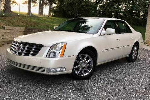 2011 Cadillac DTS for sale at TRUST AUTO in Sykesville MD