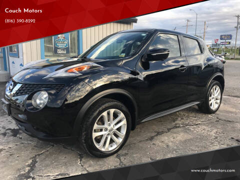 2015 Nissan JUKE for sale at Couch Motors in Saint Joseph MO