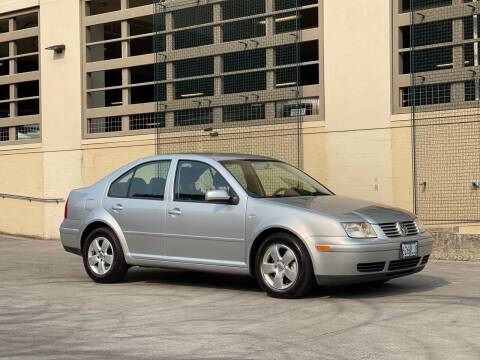 2003 Volkswagen Jetta for sale at LANCASTER AUTO GROUP in Portland OR
