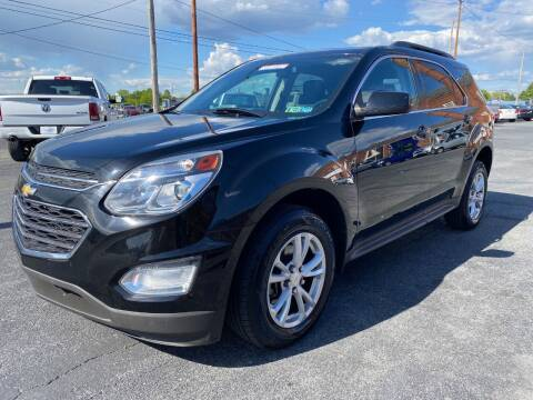 2016 Chevrolet Equinox for sale at Clear Choice Auto Sales in Mechanicsburg PA