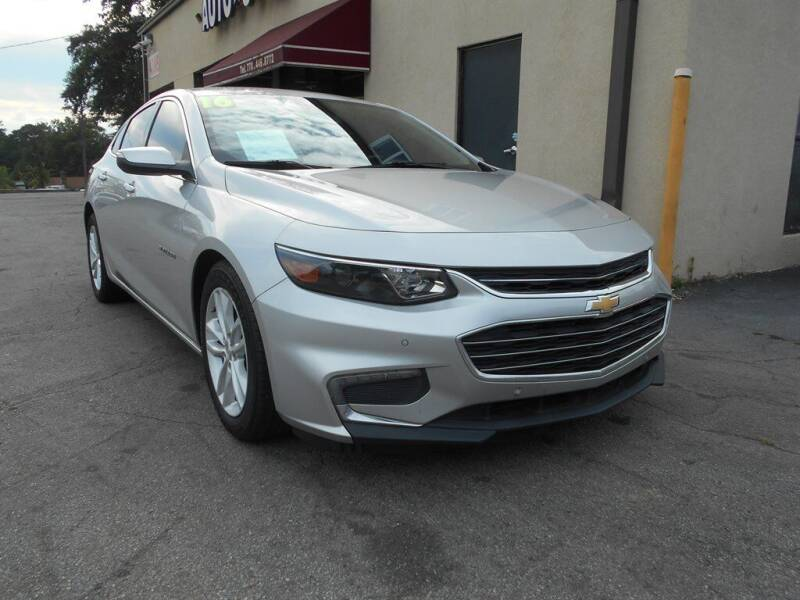 2016 Chevrolet Malibu for sale at AutoStar Norcross in Norcross GA