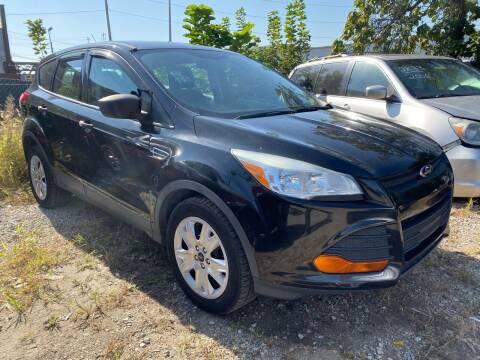 2014 Ford Escape for sale at Philadelphia Public Auto Auction in Philadelphia PA