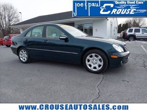 2005 Mercedes-Benz C-Class for sale at Joe and Paul Crouse Inc. in Columbia PA