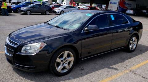2009 Chevrolet Malibu for sale at Angelo's Auto Sales in Lowellville OH