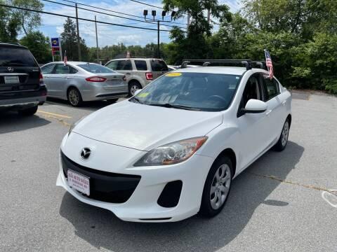 2012 Mazda MAZDA3 for sale at Gia Auto Sales in East Wareham MA