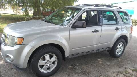 2011 Ford Escape for sale at Haigler Motors Inc in Tyler TX