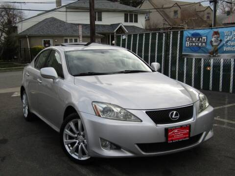 2008 Lexus IS 250 for sale at The Auto Network in Lodi NJ