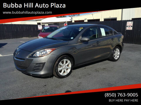 2010 Mazda MAZDA3 for sale at Bubba Hill Auto Plaza in Panama City FL