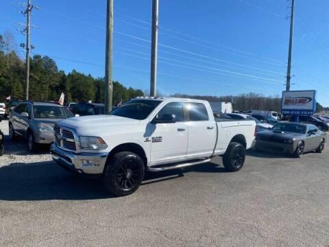 2015 RAM Ram Pickup 2500 for sale at Billy Ballew Motorsports in Dawsonville GA