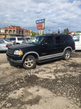 2002 Ford Explorer for sale at Big Bills in Milwaukee WI
