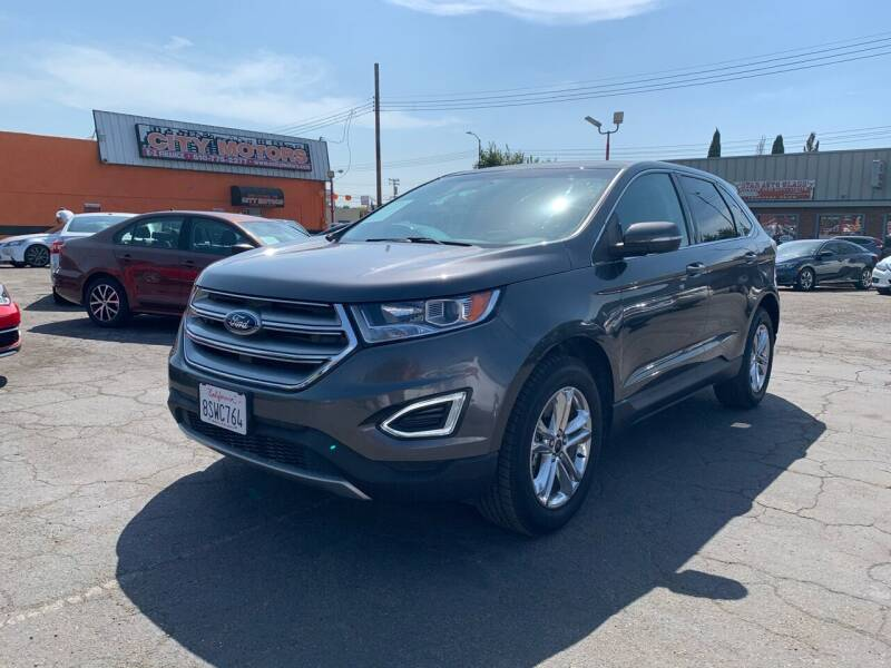 2016 Ford Edge for sale at City Motors in Hayward CA