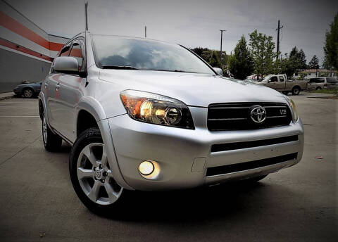 2007 Toyota RAV4 for sale at A1 Group Inc in Portland OR