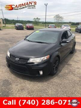 2010 Kia Forte Koup for sale at Carmans Used Cars & Trucks in Jackson OH
