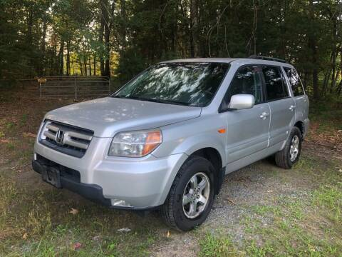 2006 Honda Pilot for sale at Royal Crest Motors in Haverhill MA