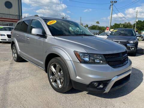 2017 Dodge Journey for sale at Marvin Motors in Kissimmee FL