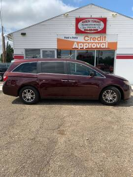 2011 Honda Odyssey for sale at MARION TENNANT PREOWNED AUTOS in Parkersburg WV