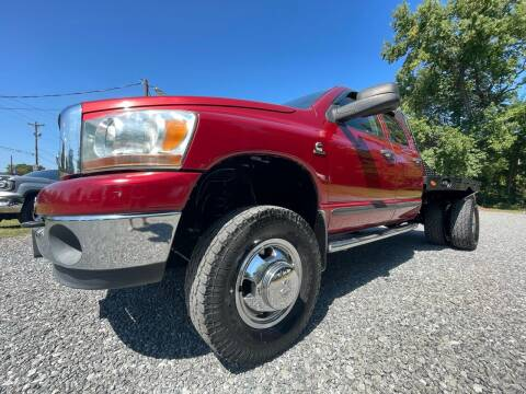 2006 Dodge Ram Pickup 3500 for sale at Priority One Auto Sales - Priority One Diesel Source in Stokesdale NC