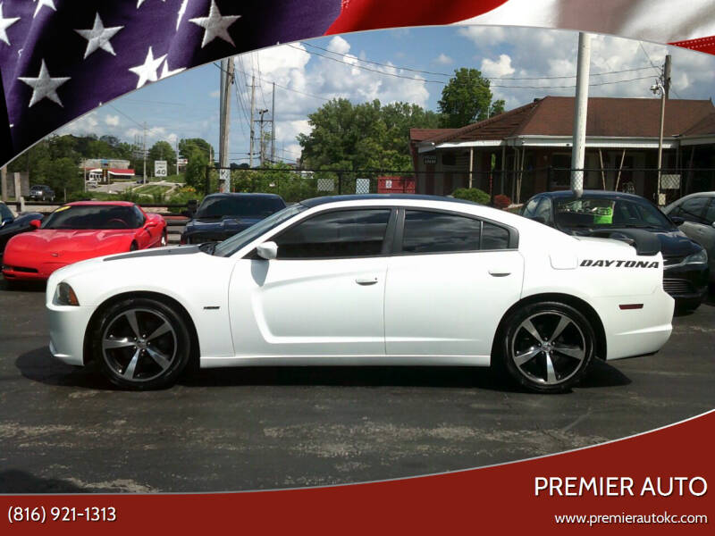 2013 Dodge Charger for sale at Premier Auto in Independence MO