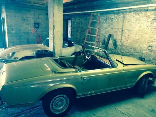 1964 Mercedes-Benz SL-Class for sale in Hobart, IN